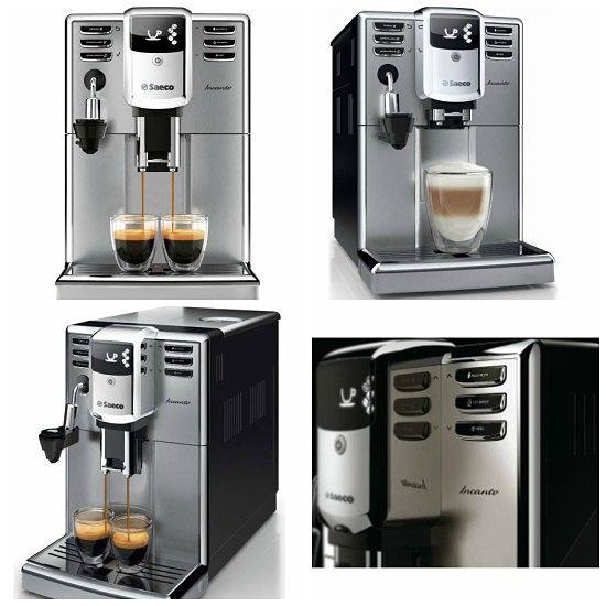 máquina de café expresso super automática Saeco Incanto HD8914/01
