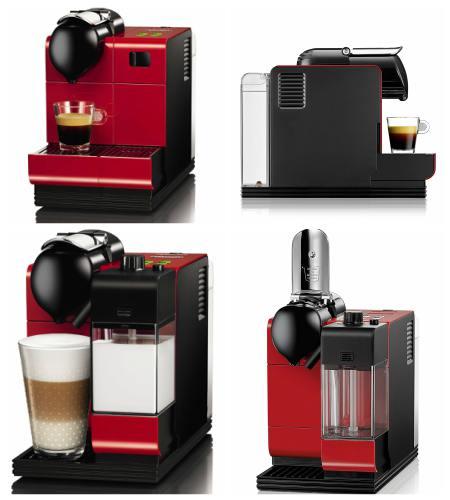 Máquina de café Delonghi Nespresso Lattissima