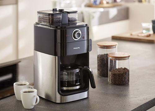 maquinas de cafe de filtro con molinillo integrado