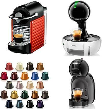 mejor maquina de cafe de capsulas