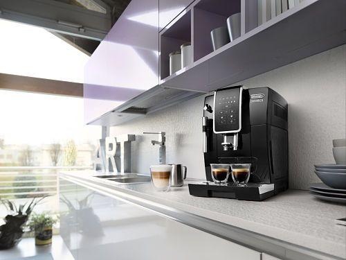 Máquina de espresso súper automática