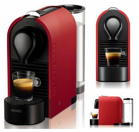 Máquina de café Nespresso U