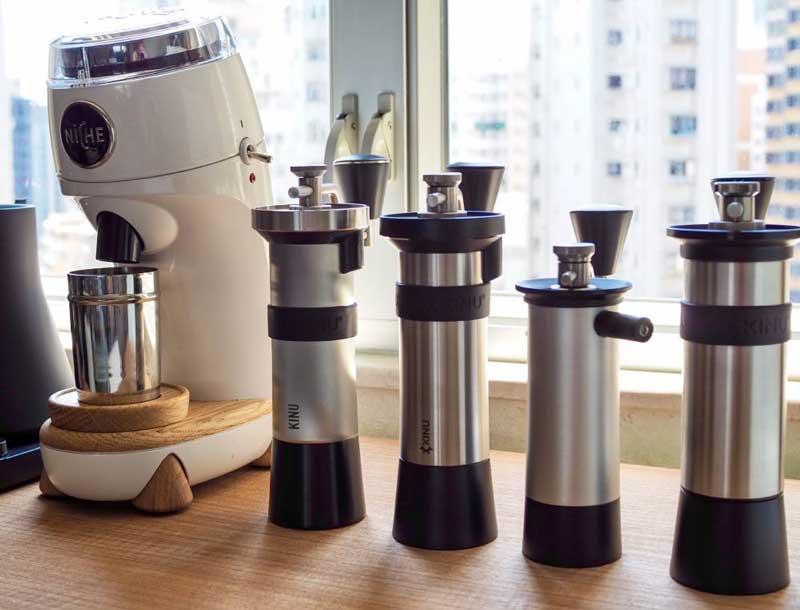 tipos de molinos para cafe